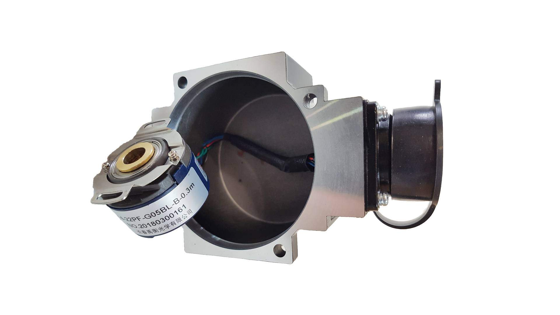 Biss-C encoder for MiGE motors - SimRacingBay edition