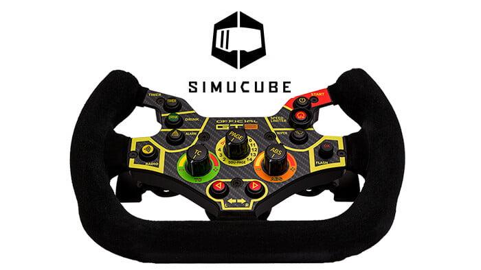 Simucube Wireless Wheels